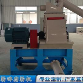 塑木环保设备公司配套安装木粉生产线设备 高品质高效率木粉机