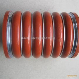 增压器硅胶管 大口径钢丝外贸出口硅胶管