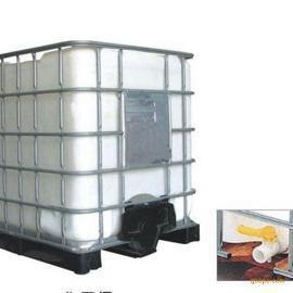 一诺供应1000升方型塑料桶IBC集装桶1吨食品塑料桶1吨堆码塑料罐