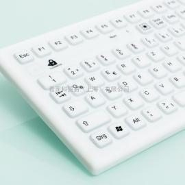 中国总代理德国Indukey 工业键盘 防水键盘 TKG-107-TOUCH
