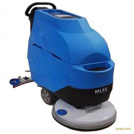 大面积保洁用洗地机 移动式电动洗地机 爱姆乐洗地机厂家