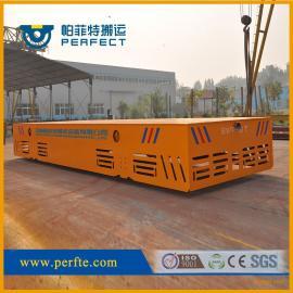 蓄电池 轨道供电摆渡轨道车石料厂输送低压两相轨道平车图例