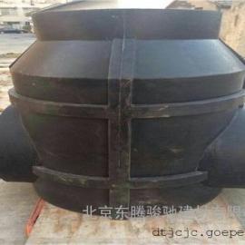 北京良乡注塑Ф700塑料排水检查井 溜槽井沉泥井