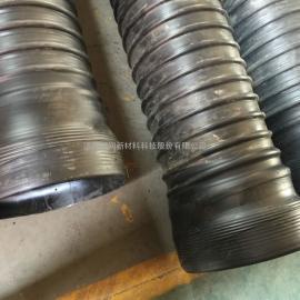 雨污管hdpe钢带增强螺旋波纹管改造