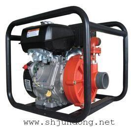 1.5寸高扬程柴油机水泵|1.5寸柴油高压消防水泵