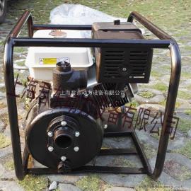 100米高�P程汽油�C水泵|高�浩�油消防水泵
