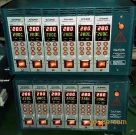 上海热流道温控箱,注塑模具温控器46812组24点