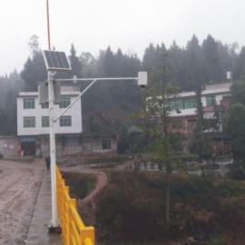 非接触式超声波自动水位监测站