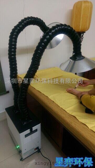 北京艾灸除烟排烟机