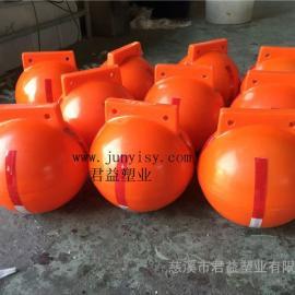 40公分塑料浮球 警示50公分塑料浮球 区域浮球