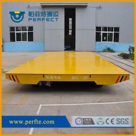 河南帕菲特设计生产的小型平板运输车 高效快捷 稳定实用