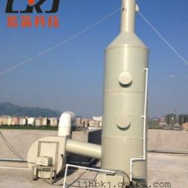 生产加工 篮箭pp酸雾喷淋塔 填料喷淋塔设备