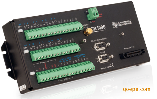 Campbell CR1000数据采集器