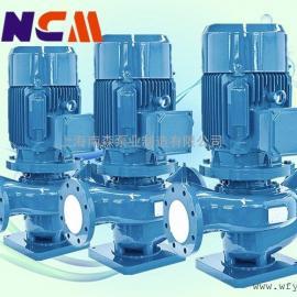 ISG100-200A管道离心泵