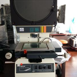 rational万濠CPJ-3015测量投影仪航空铝基材
