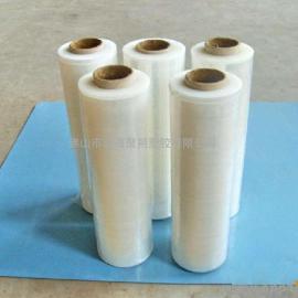 佛山塑料厂生产订制PE拉伸缠绕膜聚朔500mm3KG