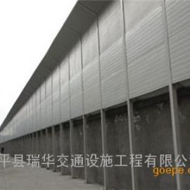 工厂声屏障-小区隔音墙-冷却塔隔声屏障-高强降噪-环保