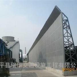 冷却塔声屏障-隔音墙-冷却塔隔声屏障-高强降噪-环保