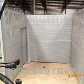 厂房声屏障-设备隔声屏障-工厂隔音墙-高效降噪-环保
