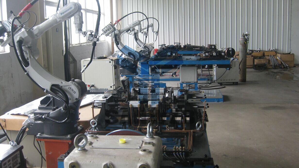 汽车排气管/改装车排气管/汽车消声器焊接工装夹具