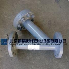 常温常压Y型PVC过滤器 PVC-Y型过滤器生产厂家