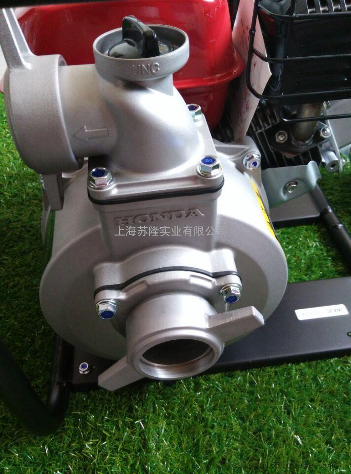 日本本田WL20XH水泵、本田汽油机水泵、本田2寸汽油水泵