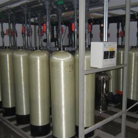 纯水一号 工厂大型光学玻璃镀膜水处理设备超纯水设备20t/h 抛光�
