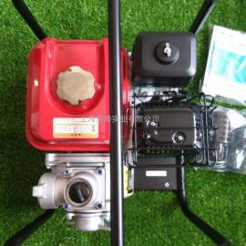 本田WB20XH-DF汽油机水泵、本田2寸吸水泵 本田水泵