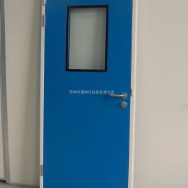 中春生产批发钢制防火门 医药车间对夹式钢质净化门 量大优惠