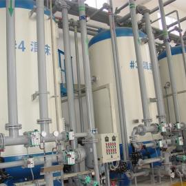 热力电厂锅炉补给软化水处理设备 锅炉除盐水设备