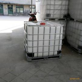 一诺供应1000升房型塑料桶IBC集装桶1吨食品塑料罐带框架的塑料桶