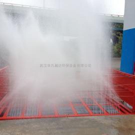 武汉重载型自动洗轮机通过式洗车台非凡越达厂家直供