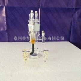 库仑硫电解池 微机硫氯分析仪电解池