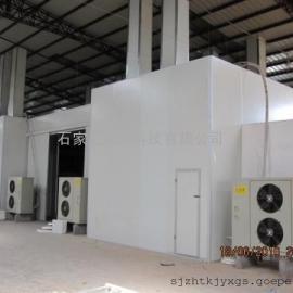 石家庄宏涛专业生产腊肠热泵烘干机不锈钢箱体可定做