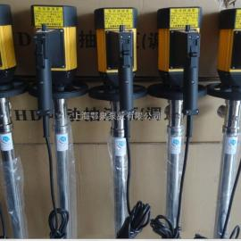 HD-E2-V+SS316L-1000�{速插桶泵