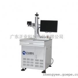 金属图案激光打码,光纤激光打码机(正业激光)