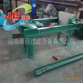 河南锦程压滤机520型聚丙烯机械压紧板框式压滤机/11J