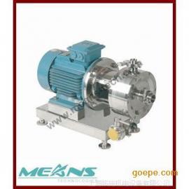 单级管线式高剪切乳化泵,优质乳化泵,单级乳化泵