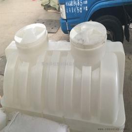 四川1.5立方小型环保家用化粪池成品化粪池沉淀