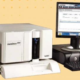 路明克斯luminex100高通量检测平台