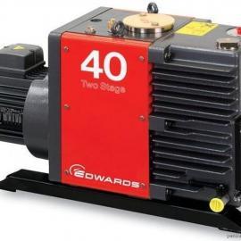 电子显微镜辅助泵Edwards爱德华真空泵E2M40