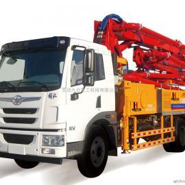 33米小型混凝土泵车--青岛九合重工机械有限公司