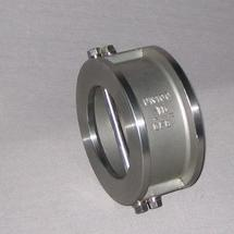 H76W-16P、H76W-25P不锈钢对夹式止回阀
