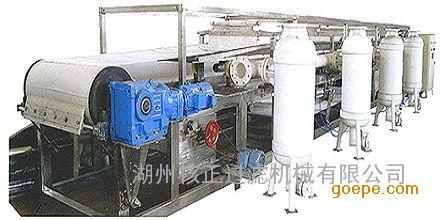 供应PBF型水平真空带式过滤机-4|固液分离|烟气脱硫