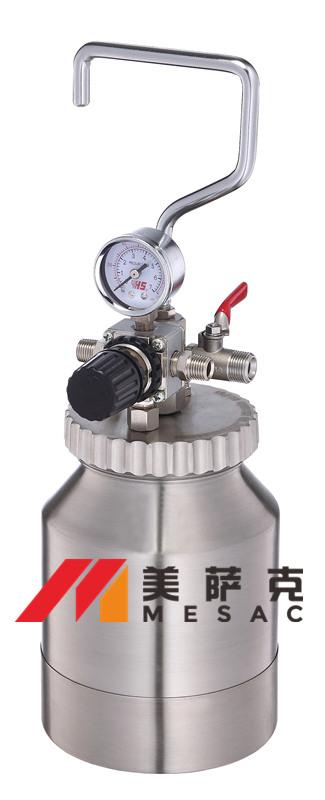 1升喷漆压力桶 1升气动喷漆压力桶 不锈钢气动喷漆压力桶