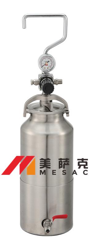 2升下放式压力桶 2升下放式气动压力桶 不锈钢下放式压力桶