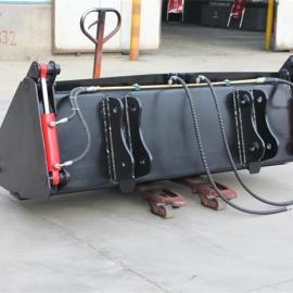 装载机铲斗,多功能铲斗,HCN屈恩机具四合一铲斗