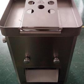 武汉250A切肉丝/条/片机,豪华型250A切肉丝/条/片机,全不锈钢切