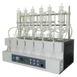 多功能一体式蒸馏仪 全自动控制