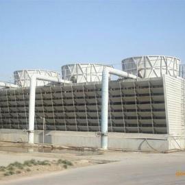 山东菱电供应中央空调用冷却塔 方型横流式玻璃钢冷却塔冷却塔